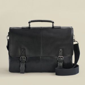 Wilsons Leather Springfield Vintage Briefcase